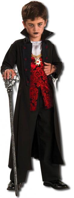 Precious Vampire Child Costume L