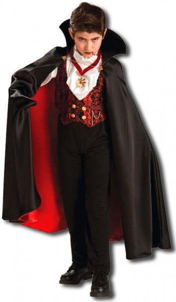 Transylvanischer Vampir Kinderkostüm DLX