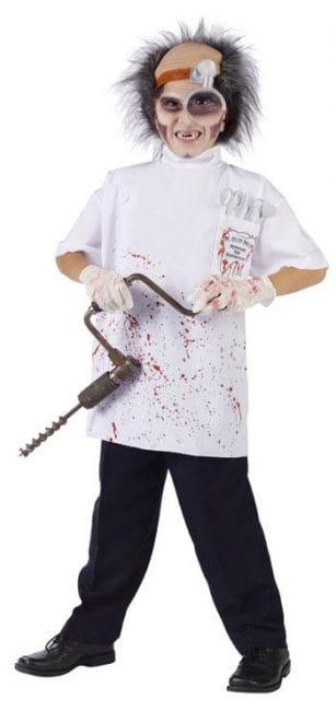 Dr. Killer Driller Child Costume M