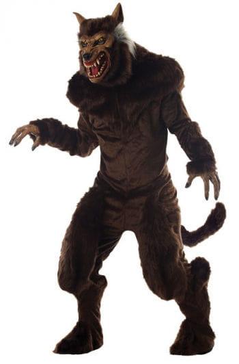 Deluxe Werwolf Kostüm