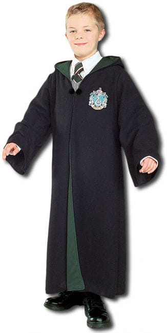 Harry Potter Slytherin Robe DLX Medium