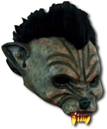 Werewolf Lykos Half Mask