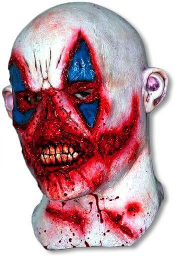 Blutrünstiger Zombie Clown
