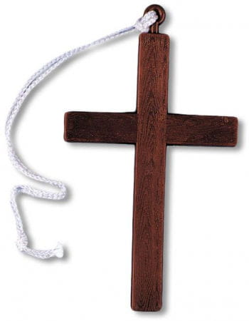 Monk Cross imitation wood