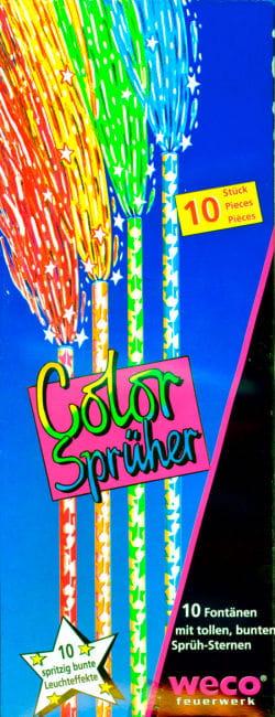 Sparkling Colour Torches