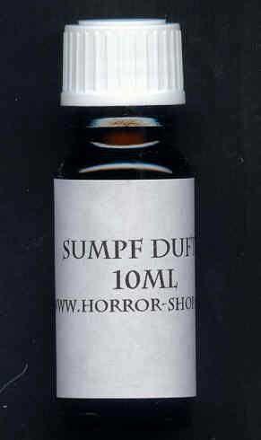 Fragrance oil sump
