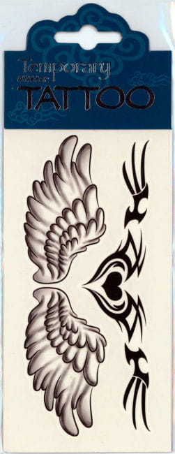 Wings Tattoo Angel Wings
