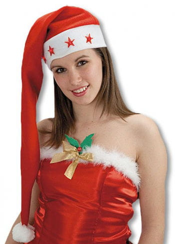 Christmas hat / santa hat with LEDs
