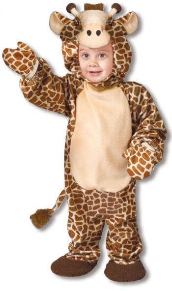 Lustige Giraffe Kinderkostüm 12-24 Mon