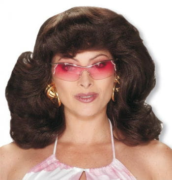 Charlys Angels Wig Brown