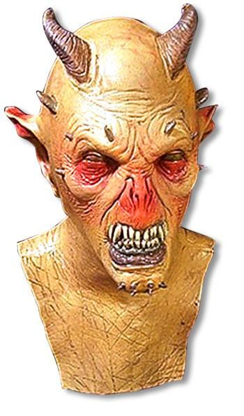 Hell Demon Latex Mask