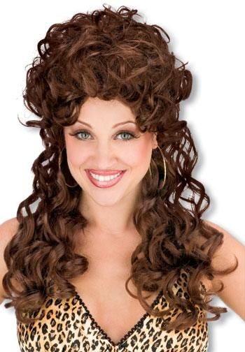 Flodder sweetheart Wig