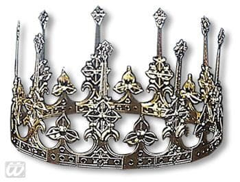 Queens crown Elisabeth