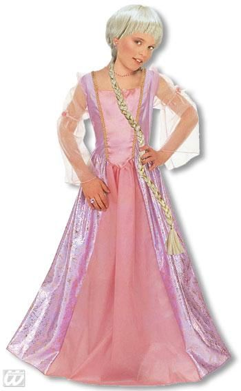 Rapunzel fairy princess costume S