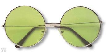 Grüne 70er Sonnenbrille