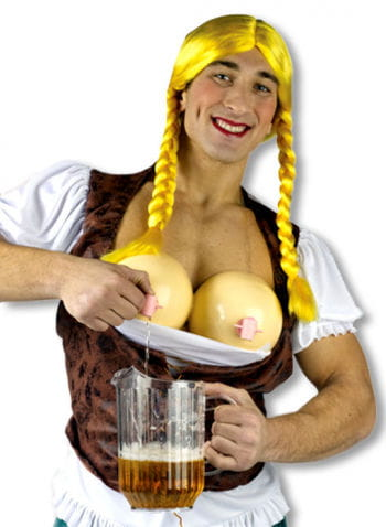 Ausschank Brüste