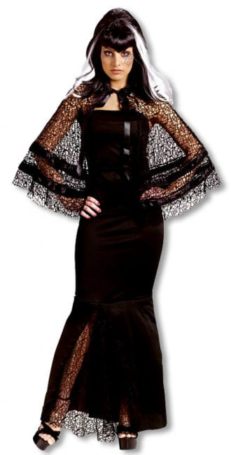 Grieving Widow Costume ML