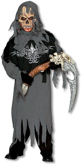 Grim Reaper Child Costume M