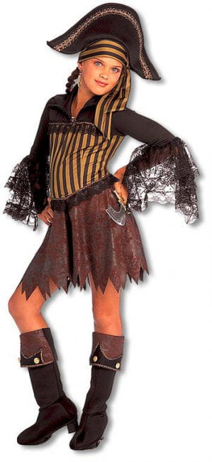 Sassy Pirate Child Costume