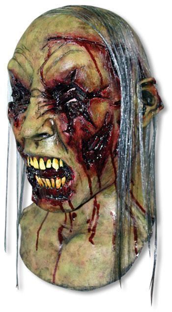 Verfaulte Zombie Maske