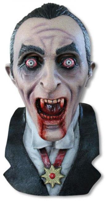 Dracula Latex Maske