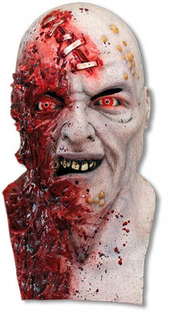 Necromutant Mask