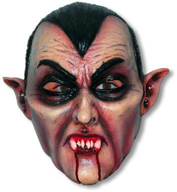 Vampire Latex Mask