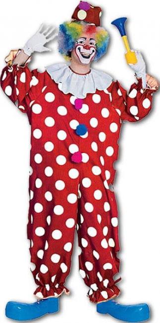 Clown costume Dummer August