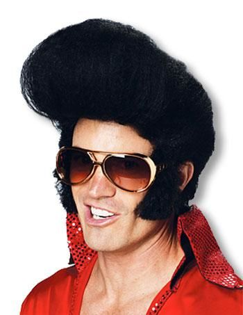Rock n Roll Legend Wig