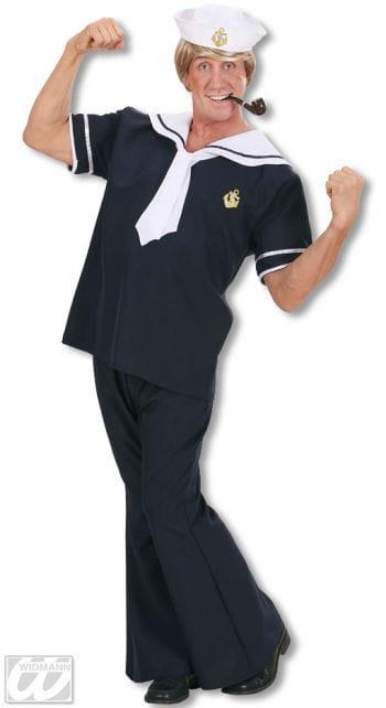 Sailor Costume Blue XL