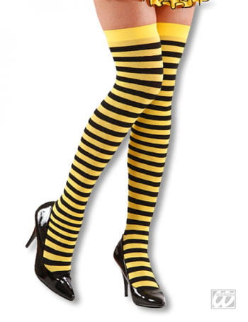 Knee socks bee