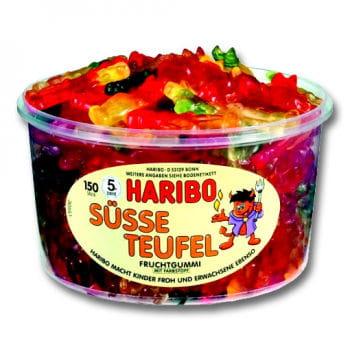 Haribo sweetness devil