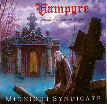 Vampyre Symphonies from the Crypt CD