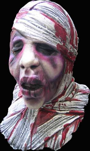 Hurt Mummy Mask