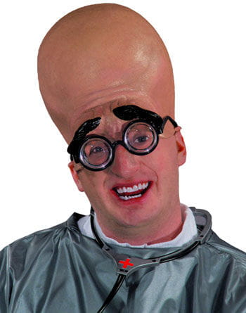 Verrückte Professor Maske