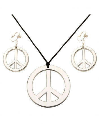 Love & Peace Schmuck-Set