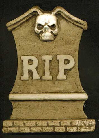Place Card Tombstone 1