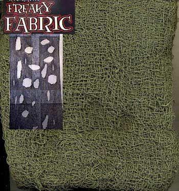 Freaky Fabric Deconet green