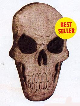 Wanddeko skull