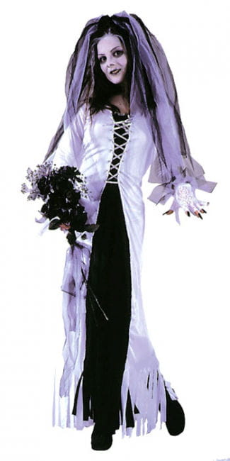 Zombie Brautkostüm