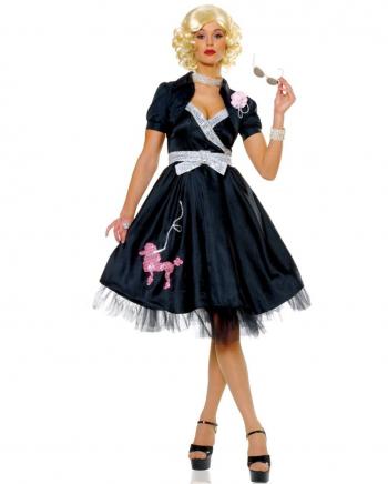 50er Jahre Diva Kostüm