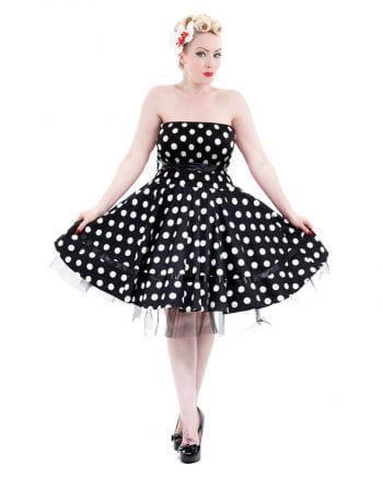 Polka Dot Petticoat Kleid