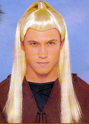 Warrior Wig Blond