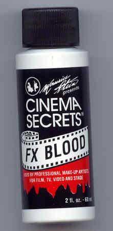 Filmblut / FX Blood 125ml