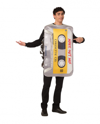 80´s Mix Cassette Kostüm