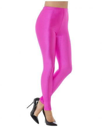 80s Disco Leggings pink