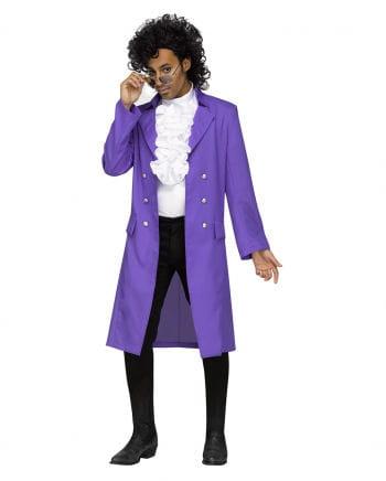 80s Kostüm Purple Rain