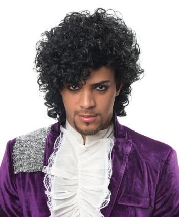 80s Purple Rain Wig