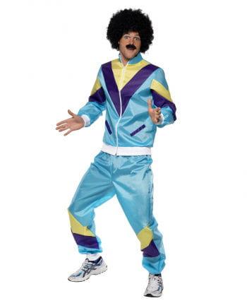 80er Jahre Sportler Anzug Kostüm