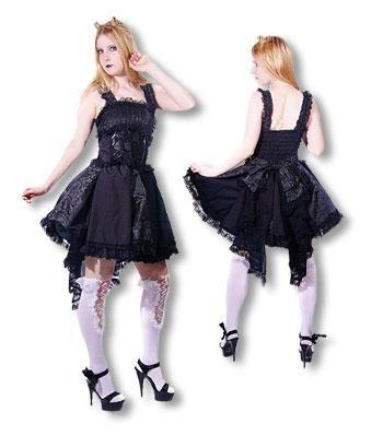 Romantisches Gothickleid L